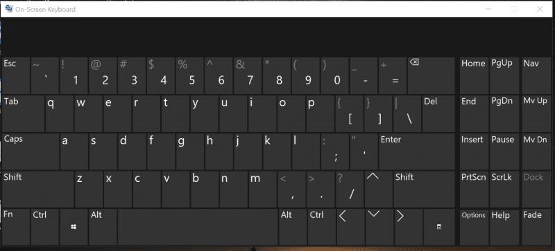 Bước 1: Bước 6 : Cách mở khóa màn hình khi quên mật khẩu laptop dùng tài khoản Admin